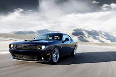 Dodge 2015 Challenger SRT Hellcat dengan 600 HP