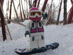 Stormtrooper Adventures - Snowboarding