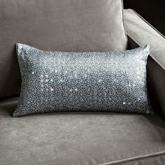 Bling pillow