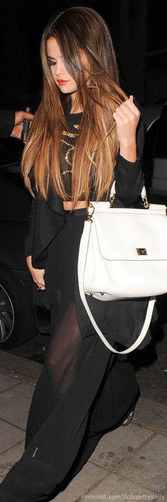 Selena Gomez y sus looks de street style