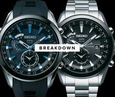 Breakdown: Seiko Astron GPS Solar - Gear Patrol
