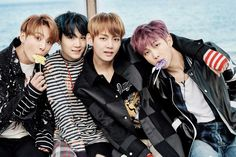 "BTS official update - ""You never walk alone"" Concept photo - Suga, Rap Monster, V&Jungkook Bts Jungkook, V Taehyung, Jimin Jungkook, Billboard Music Awards, Bts J Hope, Foto Bts, Jung Kook, Wattpad, K Pop"