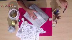 #creattivachannel  tecnica di trasferimento con fotocopie