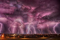 This is what a 12 minute storm looks like in one incredible picture
