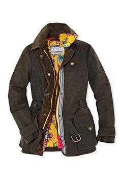 Milbury jacket, joules #countrylook