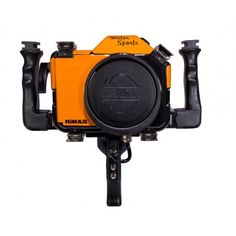 With the new NiMAR Water Sports housing made for Sony - - it is possible to take pictures and shoot videos above and under the water. Sony, Water Sports, Outdoor Power Equipment, Videos, Pictures, Photos, Sea Sports, Photo Illustration, Video Clip