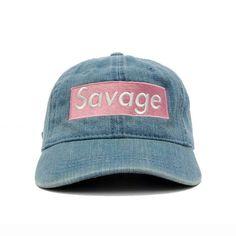 Savage box logo deni