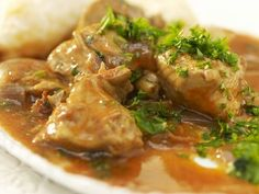 Make Your Own Hungarian Chicken Paprikash