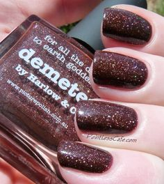piCture pOlish Demeter - Swatches and Review | Pointless Cafe