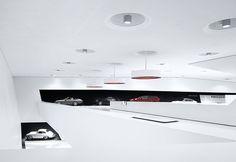 Delugan Meissl - Porsche Museum