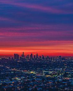 Los Angeles California by @wanderlosangeles by CaliforniaFeelings.com california cali LA CA SF SanDiego