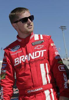 Justin Allgaier drives the #31 for Turner Scott Motorsports