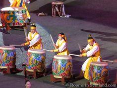 Mongolian Drummers