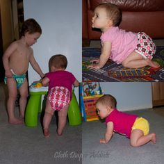 Pocket Cloth Diapers - My Passion (Cloth Diaper Addicts)