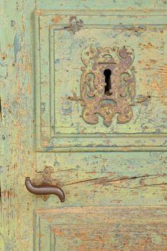 color para la puerta del baño