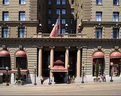 original tower of Saint Francis Hotel