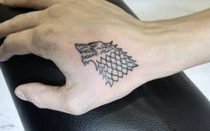 15 Game of Thrones Tattoos That Are Epic in Design, Not Size
