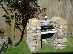 Wonderful Dry Stone Bbq