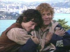 Frodo and Sam We simply CANNOT forget Frodo and Sam!