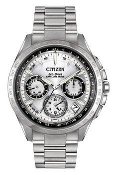 Citizen Citizen Eco-Drive  Satellite Wave F900 CC9010-74A Satellite Wave GPS