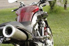 Custom Paint Motorcycle, Custom Bikes, Custom Airbrushing, V Max, Bobber, Yamaha, Facebook, Awesome, Vehicles