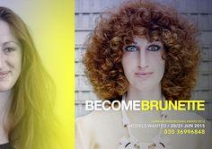 BECOME BRUNETTE / nach dem award ist vor dem award / werde unser model für den GERMAN HAIRDRESSING AWARD 2016 / styling 20 JUN / shooting 21 JUN / DU wirst es LIEBEN / and WE will always love YOU / VOUS aimer toujours / #becomebrunette #goforgold #brunettedor / ✃ ✁ ✃ ✁ ✃