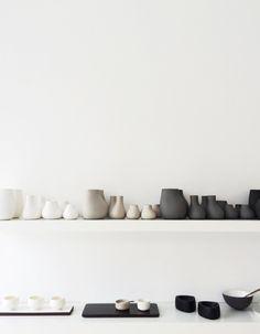 Silver blonde | Minimalist Danish ceramics from Keramik og...