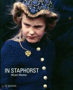 In Staphorst Folklore, Traditional, Costumes, Holland, People, How To Wear, Color, Inspiration, Google Search