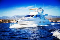 55' Azimut ready for charter out of Cabo San Lucas LuxuryYachtsCabo.com  #LuxuryYachtsCabo #Cabo #CaboSanLucas #LuxuryYachts #Yachts #LuxuryYachtRental #Sailboat #Sailboat_Wedding #WeddingVideo #BeautifulWeddingcouple #CaboSanLucas #Cabo #LosCabos #CaboYachtCharter #LuxuryYacht #weddingphotographer #BoatRentals #Cabo #CaboSanLucas #LosCabos #Cancun #puertovallarta #bahamas #cayman #Mexico #Luxury #Livinglarge #playadelcarmen #yachtscancun #cancunYachts by dayyachtcharters