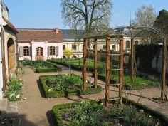 Kirms-Krackow-Haus, Garten