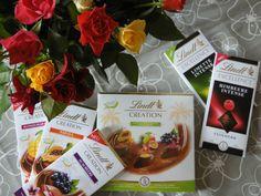 Lindt Creation verführerischer Genuss mit exotischen Früchten & Excellence mit Himbeere und Limette #Schokolade #Lindt #Food