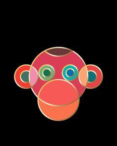 Luna monkey by nod