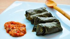 This mushroom dolmas recipe is a traditional Greek recipe! Check out these step by step tips on how to make the best vegetarian dolmas every time! Middle East Food, Middle Eastern Recipes, Delicious Vegan Recipes, Vegetarian Recipes, Vegan Meals, Amazing Recipes, Nutrition Tracker, Healthy Foods To Eat, Eating Healthy