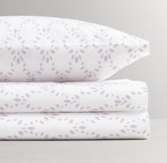 RH baby&child's Petite Trellis Crib Fitted Sheet:Stylized leaves in a classic trellis formation. Offering equal parts sophistication and versatility, this design puts a contemporary spin on a traditional motif, blending beautifully with a range of décor.