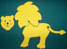 Movable Lion Craft
