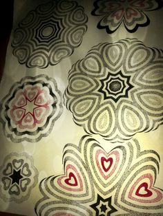 Heart mandalas | Mary Jane Tattoo - Dotwork Artist - Artlien gypsy