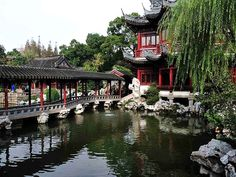 Yuyuan Garden Shanghai - This place went beyond all expectations ! A must see for sure.