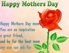 Happy Mothers Day Images and Messages