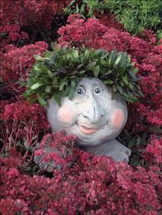 I would love this surprise in my garden!
