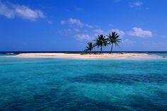 Coral Sand Island, Belize