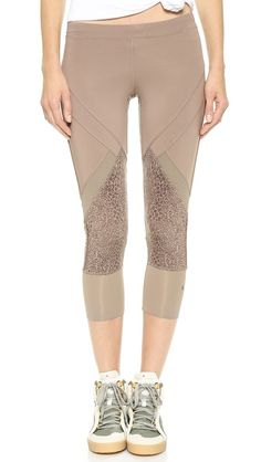 adidas by Stella McCartney Starter 3/4 Tight Leggings; shopbop £50
