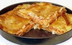 Pica burek - Recepti - Gurmanija.com Fig Recipes, Gourmet Recipes, Cooking Recipes, Healthy Recipes, Burek Recipe, Coconut Jam, Octopus Recipes, Banana Jam, Serbian Recipes
