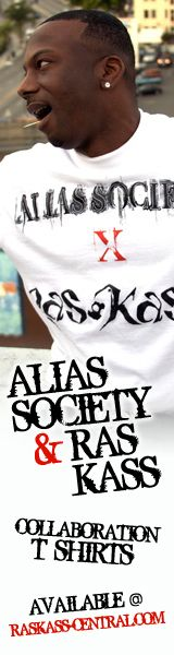 Alias x Ras Kass Collaboration T Shirt Campaign web Banners 160x600    HOW:  Art Direction / Concept by DonnieBö Official / DUI Agency - Design execution by GuerillaPress.net     <2010>  Only Promo T's where produced, this deal fell apart.     Concept by DonnieBo Official. To develop merchandise, Social Media Management | Increase brand impressions | Visual campaign branding     Digital Broadband Penetration Marketing Concepts Powered by  DUI - Digital Urban Intelligence
