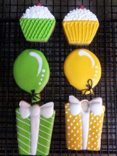 Birthday mini packs