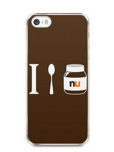 Capa Iphone 5/S Nutella #4 - SmartCases - Acessórios para celulares e tablets :)