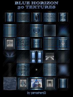 TEXTURES IMVU FOR SALE: BLUE HORIZON 30 TEXTURES FOR IMVU ROOMS Imvu, 30th, Photo Wall, Backgrounds, Rooms, Texture, Frame, Blue, Home Decor