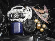 14+ LBS VINTAGE TO NOW JEWELRY ROSS SIMON PEARLS CORO TRIFARI RHINESTONES AS IS