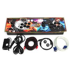 PandoraBox 4s 815 in Video Games 1 2 Player Double Joystick Arcade Console