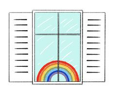 Day 15 of the from Rainbow Urban Sketching, Bar Chart, My Arts, Rainbow, Retro, Vienna, Instagram, Sketches, Rain Bow