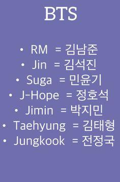 Korean Words Learning, Korean Language Learning, Theme Bts, Learn Korean Alphabet, Bts Name, Learn Hangul, Korean Writing, Korean Phrases, Korean Lessons
